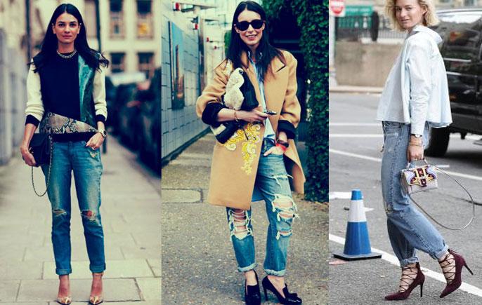 С-какой-обувью-носить-джинсы-бойфренд-фото